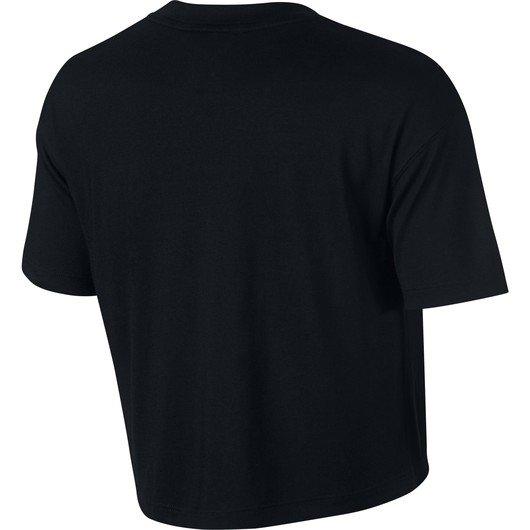 Nike Sportswear Essential Top Crop Short-Sleeve FW18 Kadın Tişört