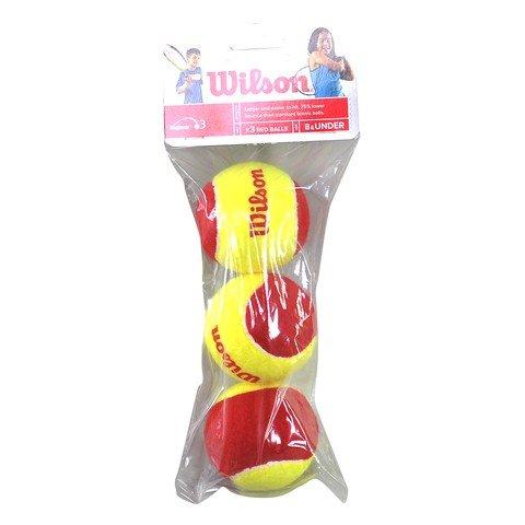 Wilson 137001 Starter Easy 3'Lü Yumuşak Tenis Topu