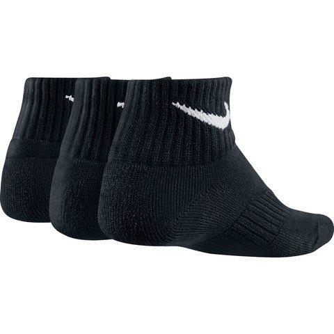 Nike Cotton Cushion Quarter Youth Moist CO 3'lü Çocuk Çorap