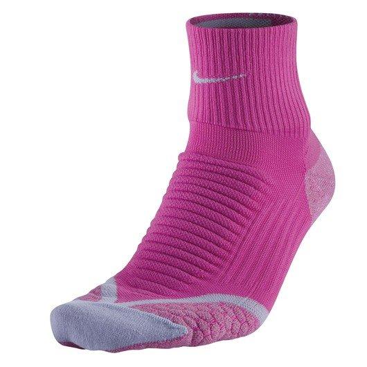 Nike Elite Running Cushion Quarter SS17 Çorap