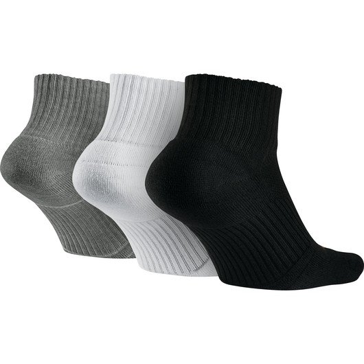 Nike Dri-Fit Cushion Quarter (3 Pairs) Erkek Çorap