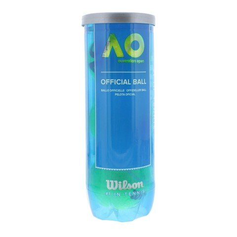 Wilson Tenis Topu Australian Open 3 Ball Can 3'lü Tenis Topu