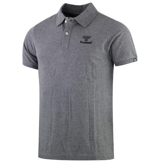 Hummel Fanen Short-Sleeve Polo Erkek Tişört