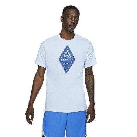 Nike Giannis Logo Dri-Fit Erkek Tişört