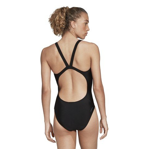 adidas Sh3.Ro Mid 3-Stripes Swimsuit Kadın Mayo