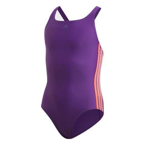 adidas Athly V 3-Stripes Fit Swimsuit Çocuk Mayo