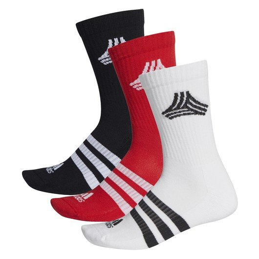 adidas Football Street 3-Stripes Crew Çorap