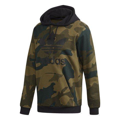 adidas Camouflage Hoodie Kapüşonlu Erkek Sweatshirt
