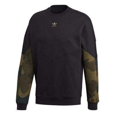 adidas Camouflage Crew Erkek Sweatshirt