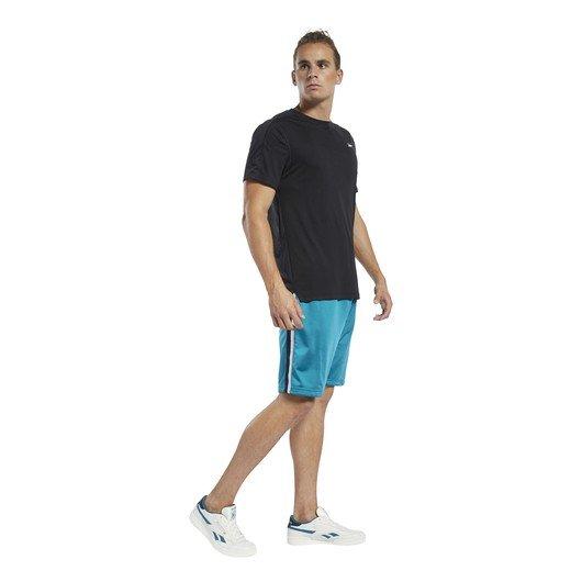 Reebok Workout Short-Sleeve Ready Tech Erkek Tişört