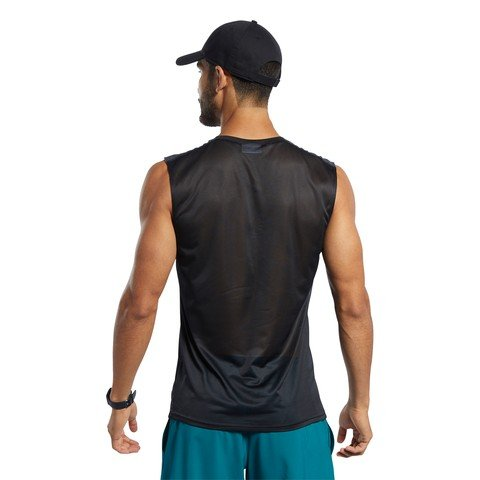 Reebok Workout Ready Tech Erkek Tişört