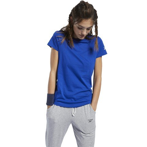 Reebok Workout Comm Kadın Tişört