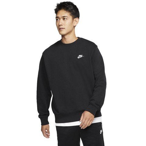 Nike Sportswear Club French Terry Crew Erkek Sweatshirt