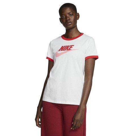Nike Sportswear Futura Ringer Kadın Tişört