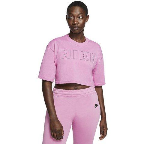 Nike Sportswear Air Short-Sleeve Cropped Kadın Tişört