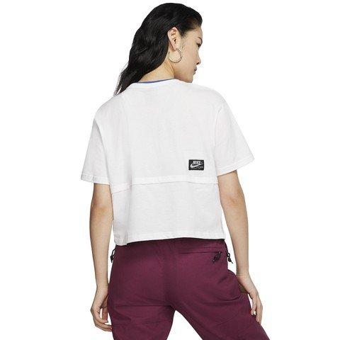 Nike Sportswear Icon Clash Short-Sleece Top Kadın Tişört