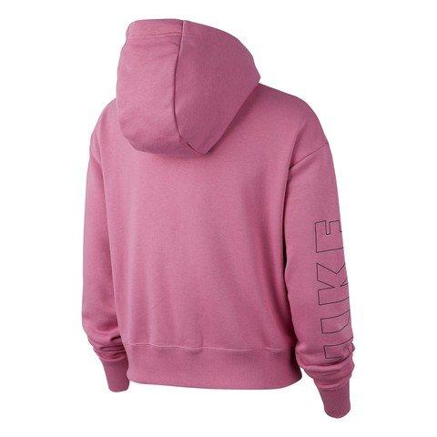 Nike Sportswear Air Full-Zip Fleece BB Hoodie Kapüşonlu Kadın Sweatshirt