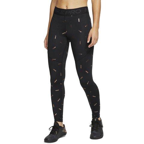 Nike Pro Toss Printed Kadın Tayt