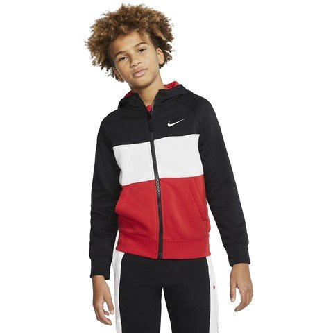 Nike Air Older Kids' (Boys') Full-Zip Hoodie Çocuk Sweatshirt