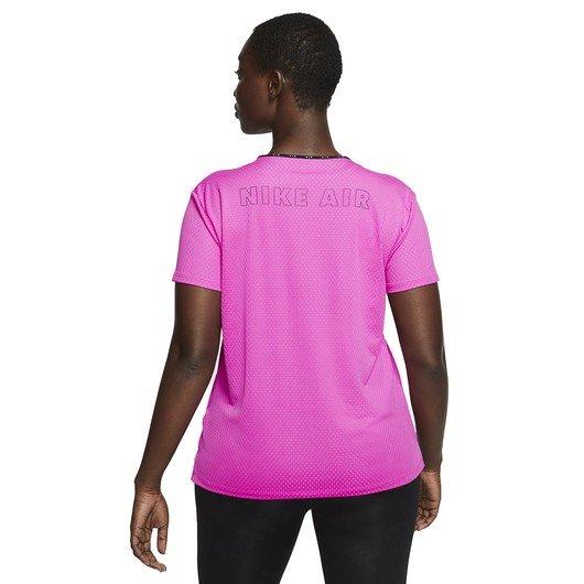 Nike Air Short-Sleeve Running Top Kadın Tişört