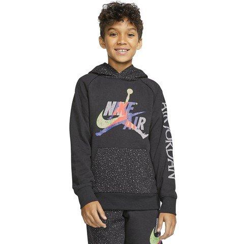 Nike Jordan Jumpman Classics Graphic Hoodie Big Kids' (Boys') Kapüşonlu Çocuk Sweatshirt