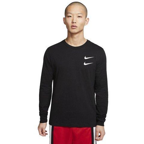 Nike Sportswear Swoosh Long-Sleeve Uzun Kollu Erkek Tişört