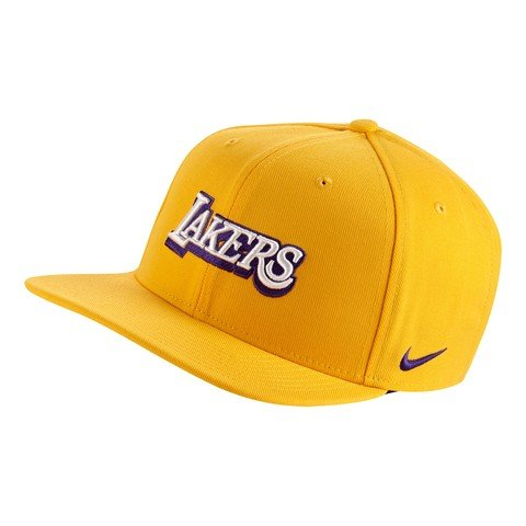 Nike Los Angales Lakers City Edition Pro NBA Adjustable Şapka