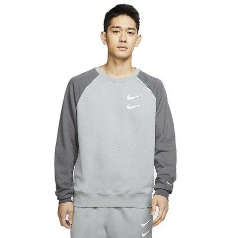 Nike Sportswear Swoosh Crew Ft Erkek Sweatshirt