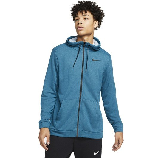 Nike Dri-Fit Full-Zip Training Hoodie Erkek Sweatshirt