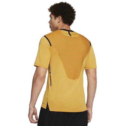 Nike Pro AeroAdapt Short-Sleeve Top Erkek Tişört