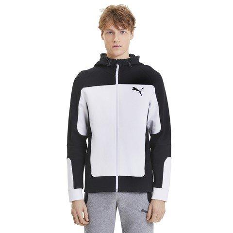 Puma Evostripe Full-Zip Hooded Erkek Kapüşonlu Sweatshirt