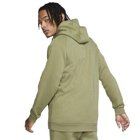 Nike Jordan Jumpman Fleece Full-Zip Hoodie Kapüşonlu Erkek Sweatshirt