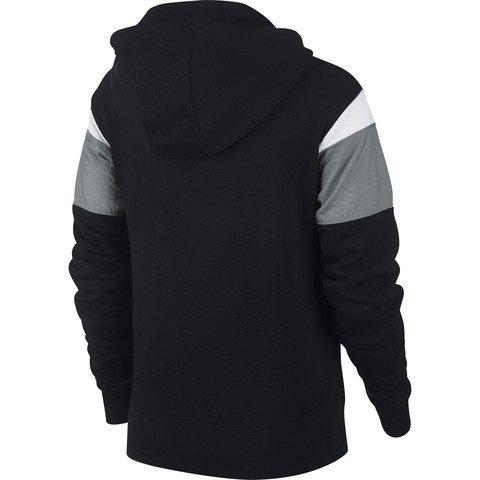 Nike Sportswear Heritage Fleece Full-Zip Hoodie Kapüşonlu Kadın Sweatshirt
