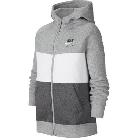 Nike Air Older Kids' (Boys') Full-Zip Hoodie Çocuk Sweatshirt