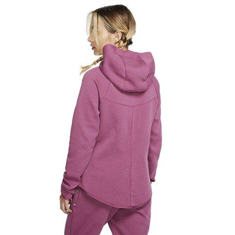 Nike Sportswear Windrunner Tech Fleece Full-Zip Hoodie Kapüşonlu Kadın Sweatshirt