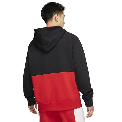 Nike Air Fleece Pullover Hoodie Erkek Kapüşonlu Sweatshirt