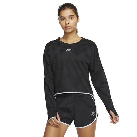 Nike Air Long-Sleeve Running Top Kadın Tişört