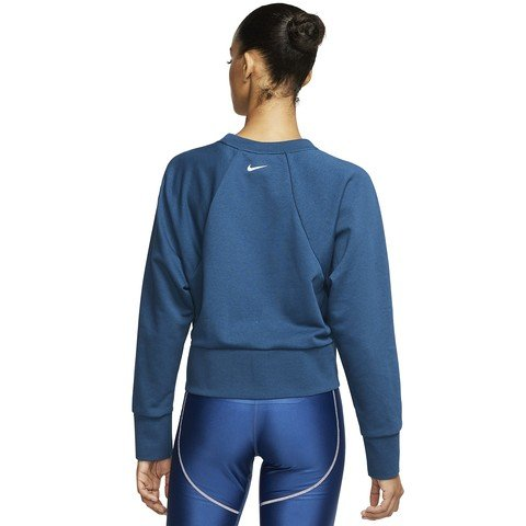 Nike Dri-Fit Get Fit Training Crew Kadın Sweatshirt
