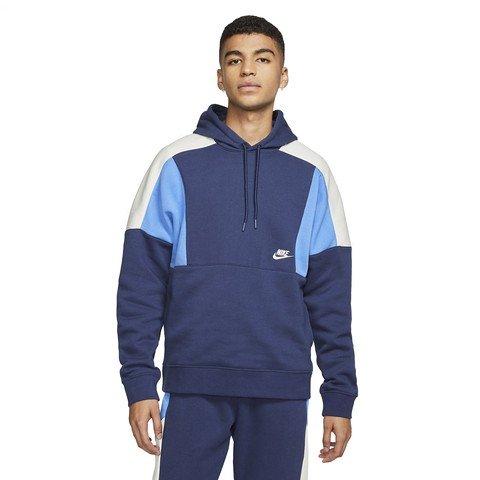Nike Sportswear Colour-Block Pullover Hoodie Erkek Kapüşonlu Sweatshirt