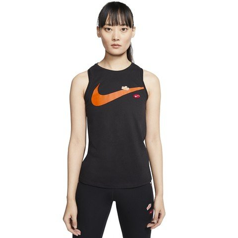 Nike Dri-Fit Graphic Training Tank Kadın Atlet