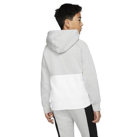Nike Air Older Kids' (Boys') Pullover Hoodie Çocuk Sweatshirt