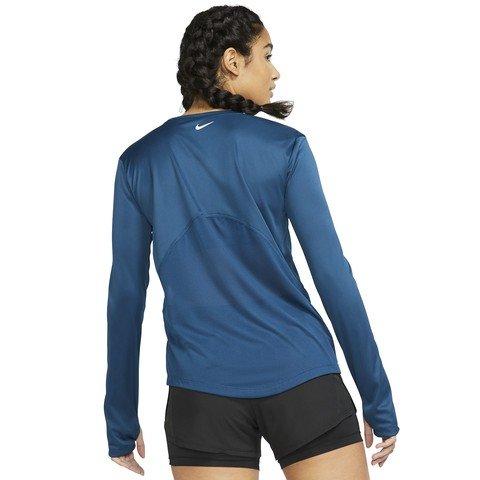 Nike Miler Long-Sleeve Running Top Kadın Tişört