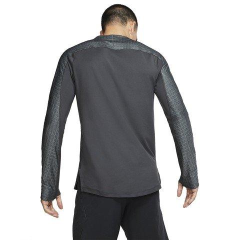 Nike Pro Long Sleeve Training Top Erkek Uzun Kollu Tişört