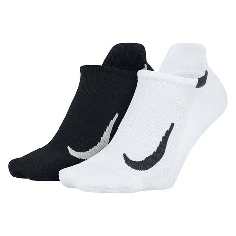 Nike Multiplier No-Show (2 Pair) Çorap