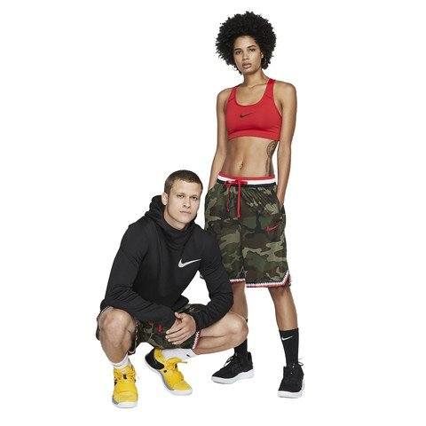 Nike Dri-Fit DNA Camouflage Basketball Erkek Şort