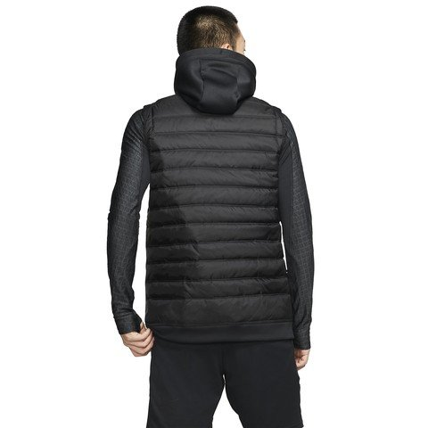 Nike Therma Winterized Full-Zip Training Hoodie Erkek Kapüşonlu Yelek