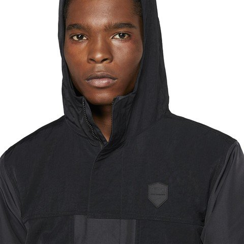 Nike LeBron Basketball Full-Zip Kapüşonlu Erkek Ceket