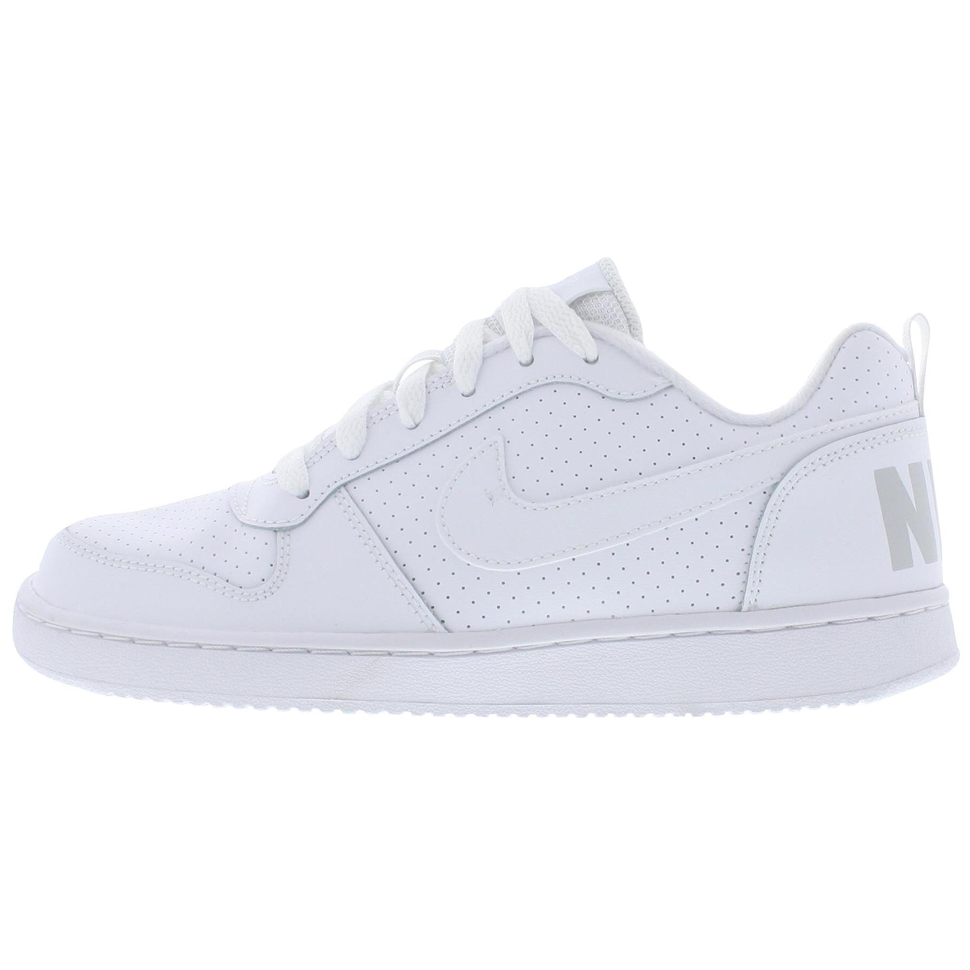 Nike Court Borough Low (GS) Spor Ayakkabı 839985-100 - Barcin.com