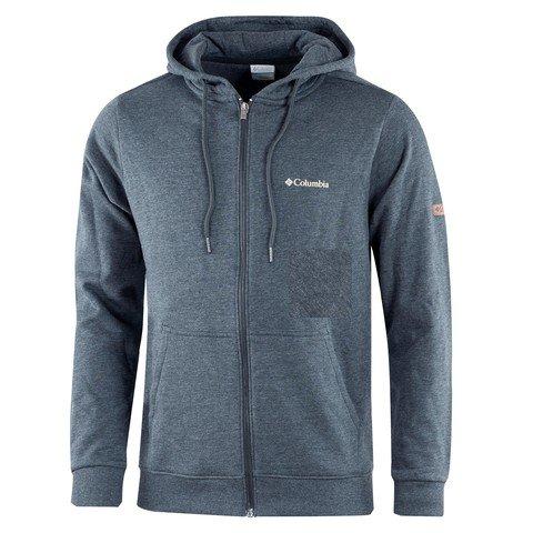 Columbia Csc Full-Zip Hooded Erkek Kapüşonlu Sweatshirt
