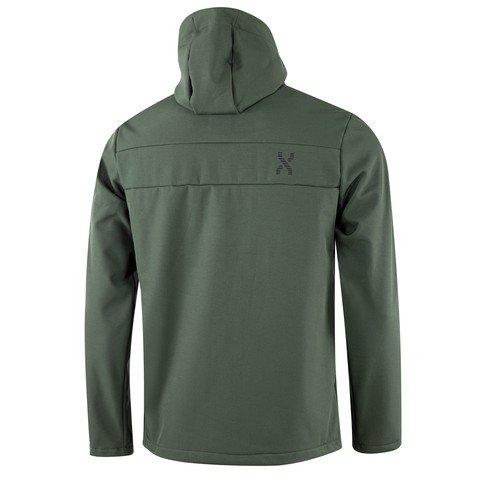 Exuma SoftShell Full-Zip Hoodiee Erkek Ceket